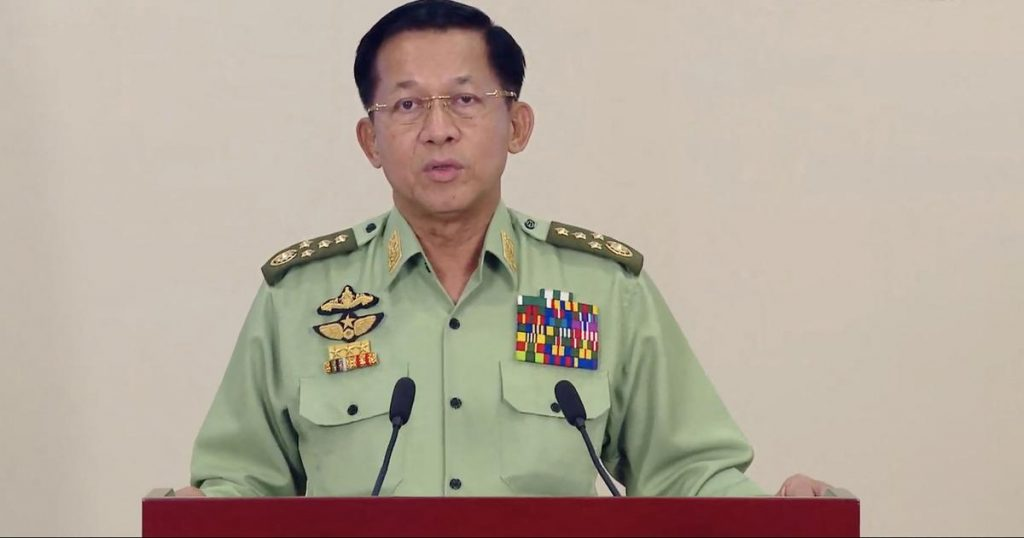 Military Junta announced new rules for the protester