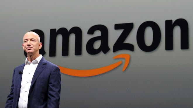 Jeff to step down as Amazon CEO