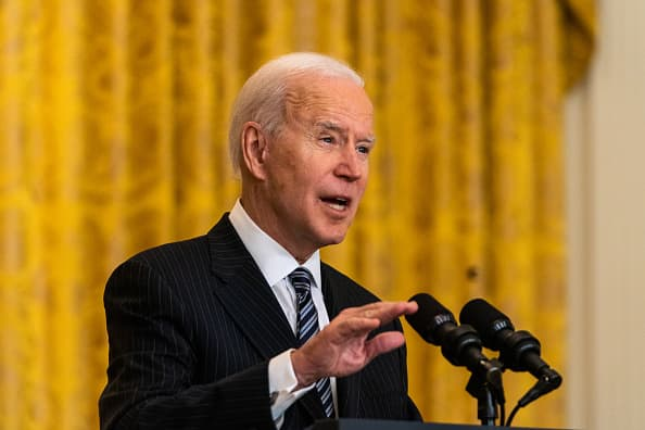 Biden speaks on U.S. vaccination plan after CDC chief issues dire warning