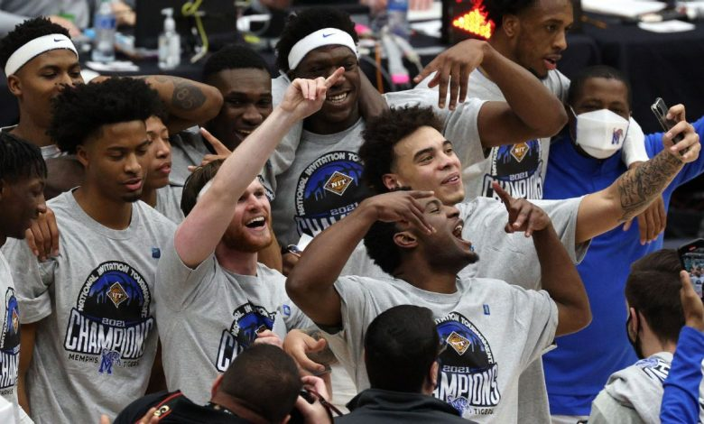 Coach Penny Hardaway says Memphis Tigers' NIT championship 'just the start'