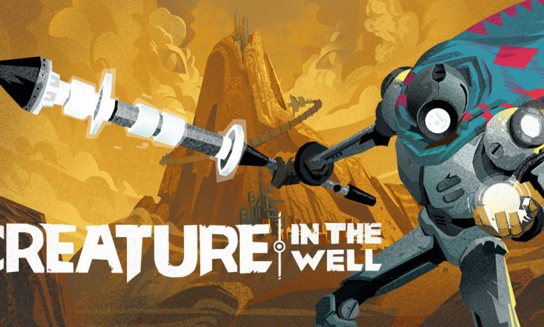 Defeat the Creature in the Well, a free pinball-inspired puzzle game from Epic
