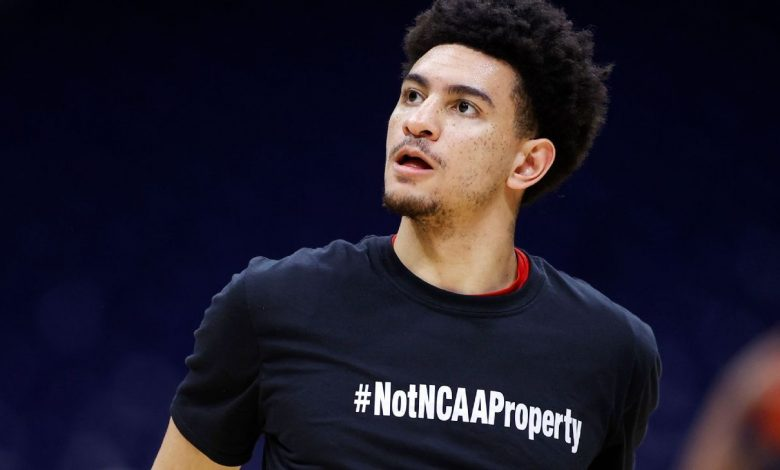 Geo Baker says Rutgers players discussed delaying NCAA tournament opener vs. Clemson amid #NotNCAAProperty protest