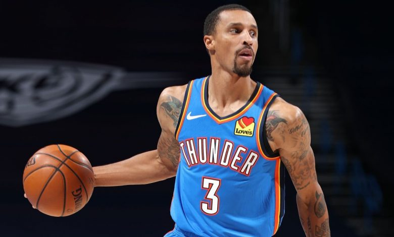 George Hill heads to Philadelphia 76ers as part of 3-team deal involving New York Knicks, Oklahoma City Thunder, sources say