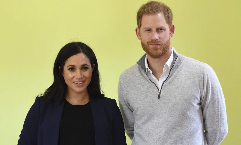 Harry and Meghan's Split From Royal Family to Be Explored in Another Lifetime Movie
