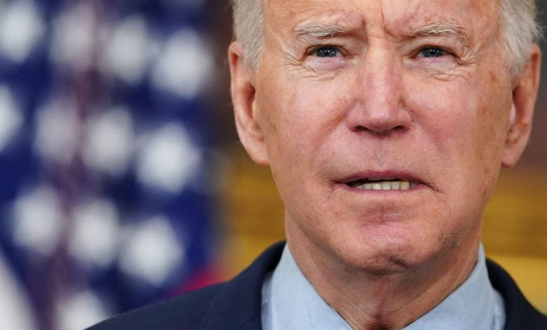How to watch President Biden's first press conference