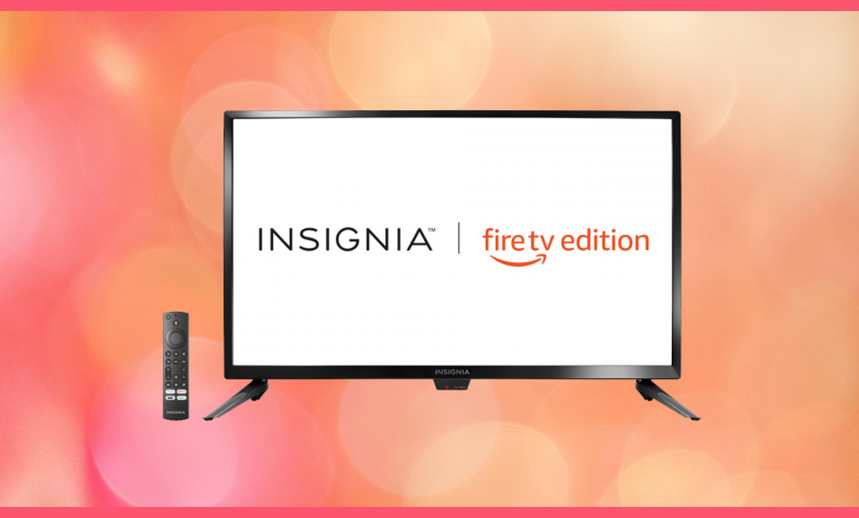 Insignia 24-inch 4K Ultra HD TV—Fire TV Edition is on sale at Amazon