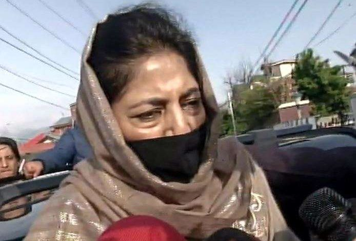 Mehbooba Mufti ED questioning, dissent criminalised Mehbooba Mufti, Mehbooba Mufti Latest news,