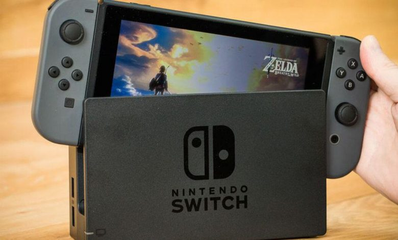 Nintendo Switch upgrade to use new Nvidia chip, set for holiday release, report says