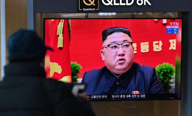 North Korea launches unidentified projectile into East Sea