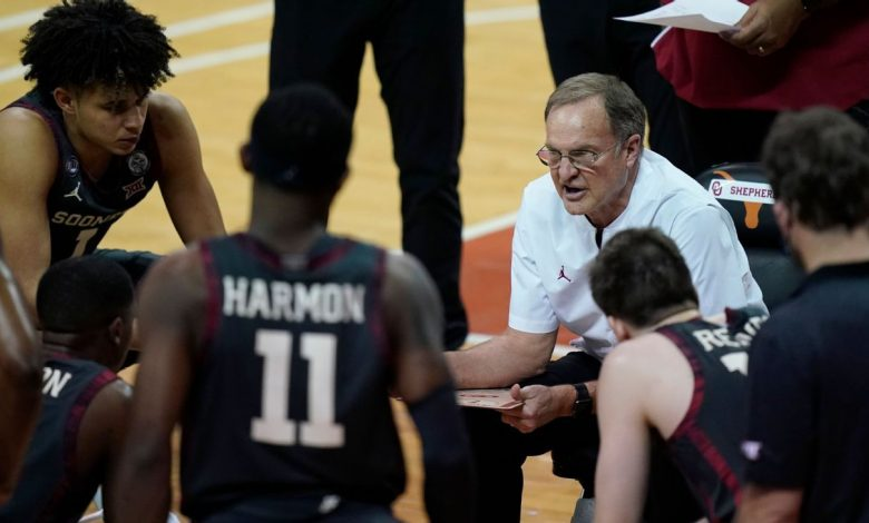Oklahoma Sooners men's basketball coach Lon Kruger retiring after 45 years in coaching