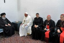 Pope in Iraq