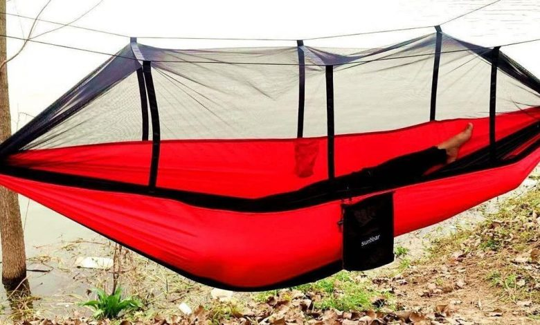 Rule the outdoors with this bug-proof hammock, starting at $23 (save $23)