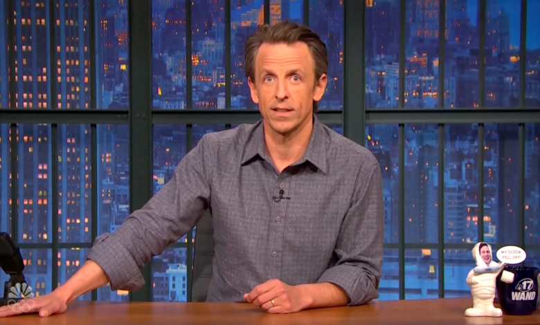 Seth Meyers wants the media to stop using certain terms when describing mass shootings