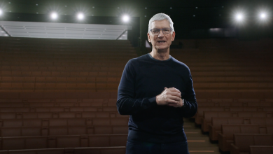 The March Apple event didn't happen as rumored, but April's still on the table