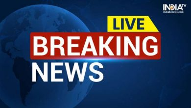 Breaking News Live Updates April 2