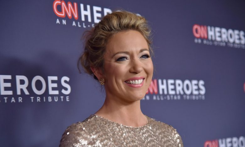 Brooke Baldwin says Donald Trump's inauguration 'altered' her