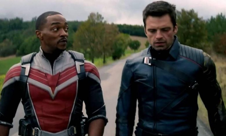 Captain America 4 reportedly in the works starring Anthony Mackie