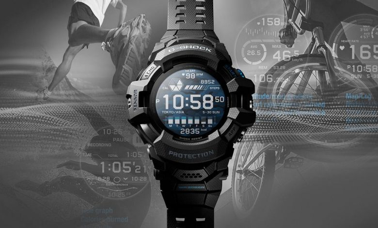 Casio to release new G-Shock smartwatch powered by Wear OS