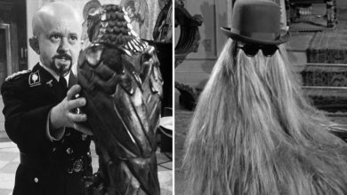 Cousin Itt On TV's 'The 'Addams Family' Was 84