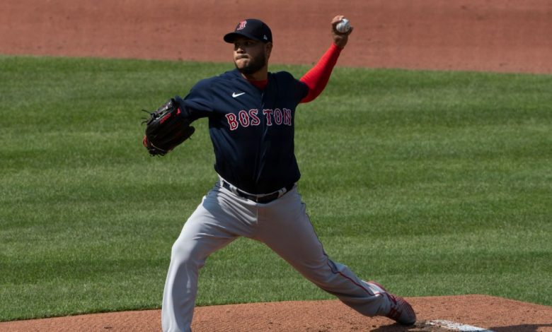 Eduardo Rodriguez wins for Boston Red Sox in return from heart inflammation