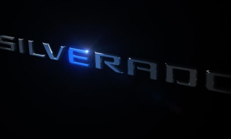 Electric Chevy Silverado coming with 400-plus miles of range