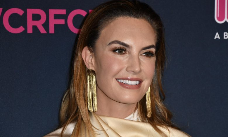Elizabeth Chambers says she's focused on 'healing' amid Armie Hammer's sexual assault investigation