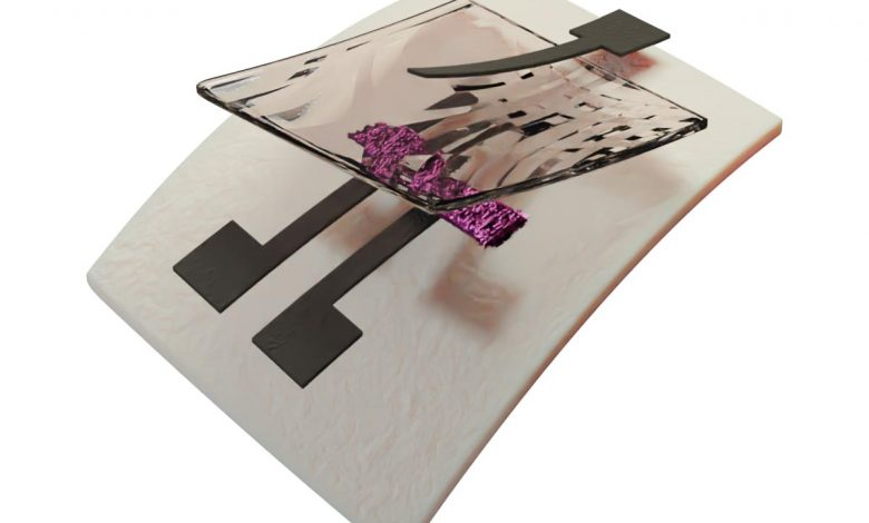 Fully Recyclable Printed Transistor