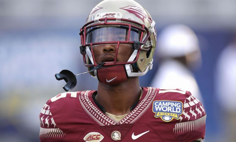 Ex-Florida State receiver Travis Rudolph charged with first-degree murder