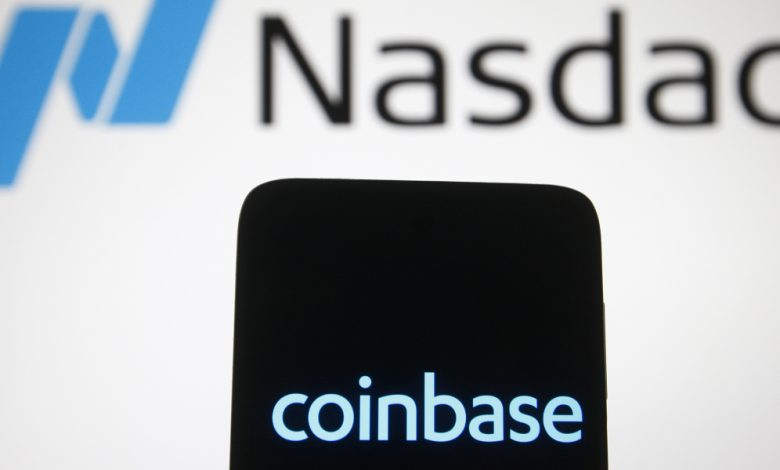 Excitement over the 'Coinbase effect' is spilling over ahead of its stock market debut