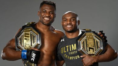 Francis Ngannou will be in Kamaru Usman's corner for title defense against Jorge Masvidal at UFC 261