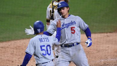 Game 1 of Los Angeles Dodgers vs. San Diego Padres lives up to the hype