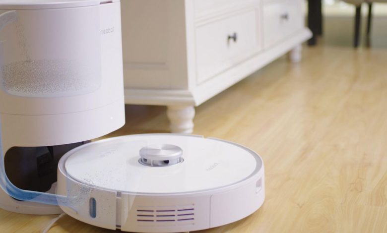 Get the Neabot self-emptying robot vacuum for $370, tied for an all-time low