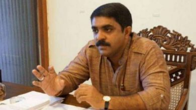 Goa Forward Party chief Vijai Sardesai