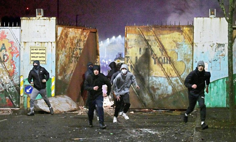 'Grossly irresponsible' to blame Brexit for Northern Ireland unrest, says former top Government adviser