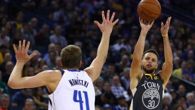 'He's Mr. Warrior' - What three all-time greats are saying about Steph Curry's latest feat