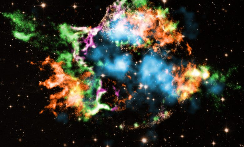 How Do the Most Massive Stars Explode? Bubbles With Titanium Trigger Titanic Explosions