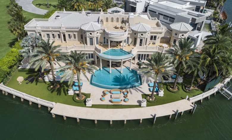 Inside the most expensive home for sale in Bal Harbour, Forida