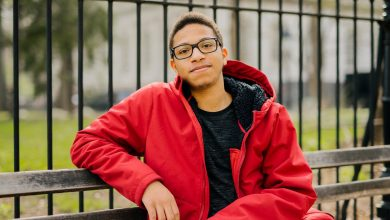 Jerome Foster, the 18-year-old helping to craft US climate policy