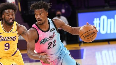 Jimmy Butler calls struggling Miami Heat 'soft,' urges 'bully ball'