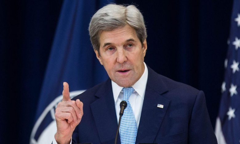 John Kerry plans to visit China ahead of Biden's climate summit