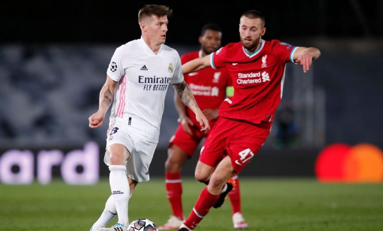 Kroos the key difference maker as Real Madrid thwart lacklustre Liverpool