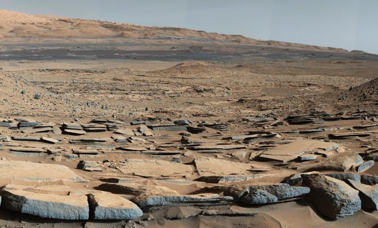 Mars Didn't Dry Up in One Go – Martian Climate Cycled Between Dry and Wet Periods