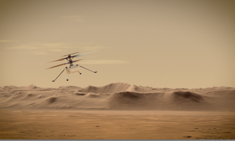 NASA Ingenuity helicopter's first flight delayed by space agency