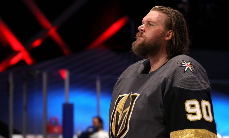 NHL rebuts Vegas Golden Knights' Robin Lehner's claim that league promised to loosen protocols after vaccination