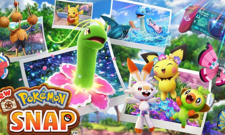 New Pokemon Snap is the most relaxing Nintendo Switch game since Animal Crossing