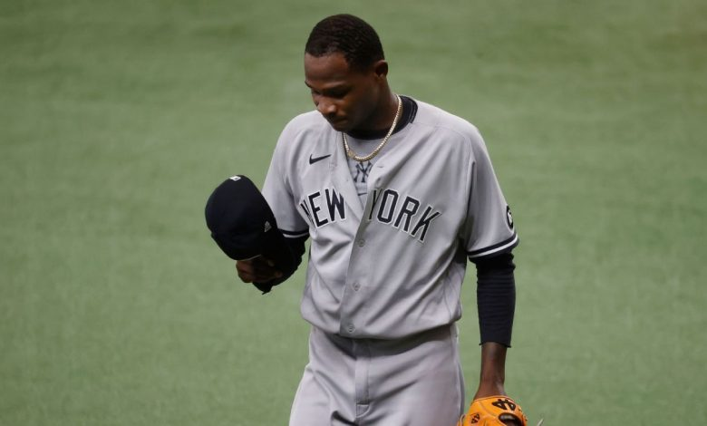 New York Yankees option Domingo German after another rough outing