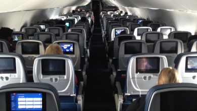 Open middle seats could reduce Covid exposure of maskless passengers