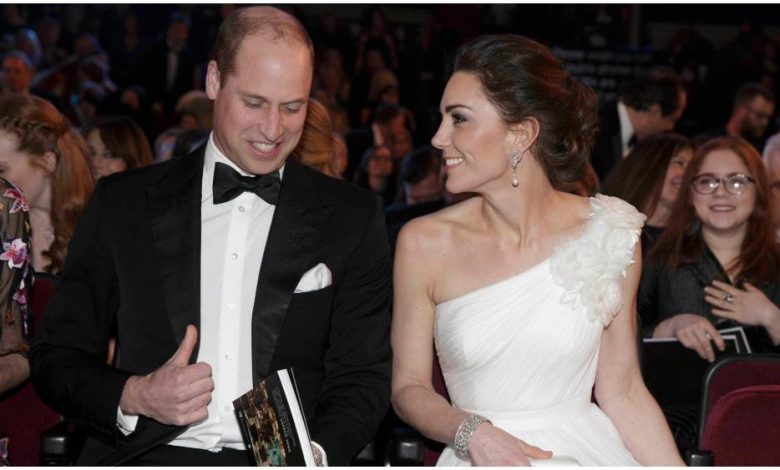 Prince William Drops Out of BAFTA Awards Following Prince Philip's Death