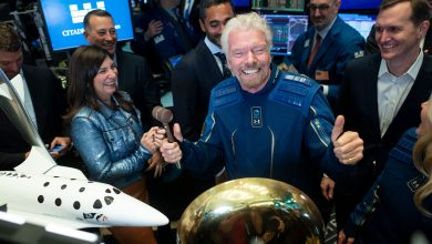 Richard Branson sells over $150 million in Virgin Galactic stock
