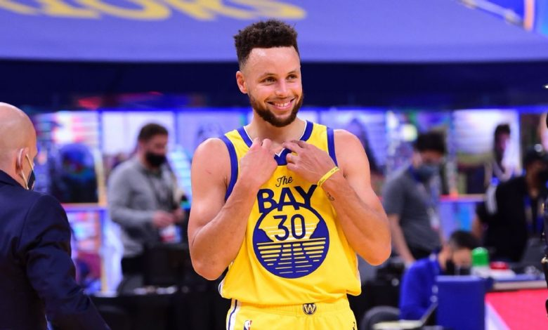 Stephen Curry's 41 points put Golden State Warriors back in win column
